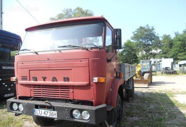 STAR 1142 truck lorry pritsche camião de caixa aberta