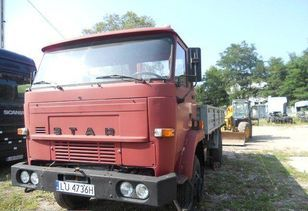 camião de caixa aberta STAR 1142 truck lorry pritsche