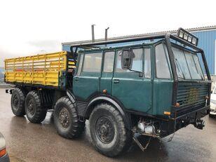 camião de caixa aberta TATRA 813 8x8 year 1981 unique oldtimer