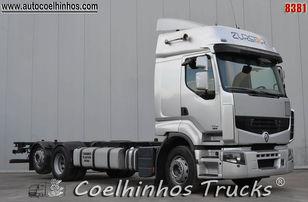 camião de contentores RENAULT Premium 450DXi