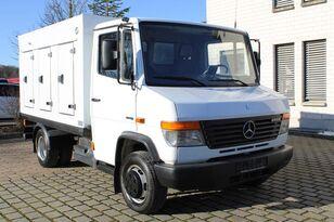 camião de gelados MERCEDES-BENZ Vario613D ICE-33°C 182tkm Radstand3150 Euro 5