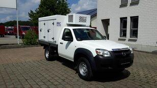 camião de gelados MAZDA B 50 4WD ColdCar Eis/Ice -33°C 2+2 Tuev 06.2023 4x4 Eiskühlaufba