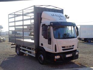 camião de toldo IVECO EUROCARGO ML120E18
