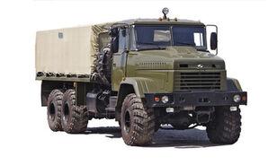 camião de toldo KRAZ 6322