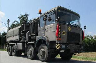 camião de toldo MAN OAF 34.440