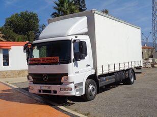camião de toldo MERCEDES-BENZ ATEGO 1224 TAULINER