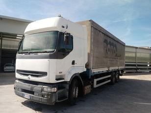 camião de toldo RENAULT PREMIUM 420 DCI