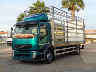 camião de toldo VOLVO FL 18.290 E5 CAJA FRUTERA