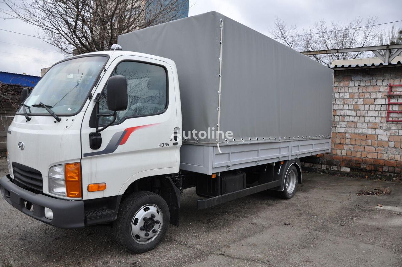 HYUNDAI HD-35 camião de toldo novo