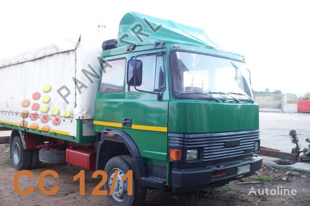 IVECO 135 17 camião de toldo