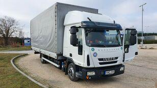 camião de toldo IVECO Eurocargo 75 E 19