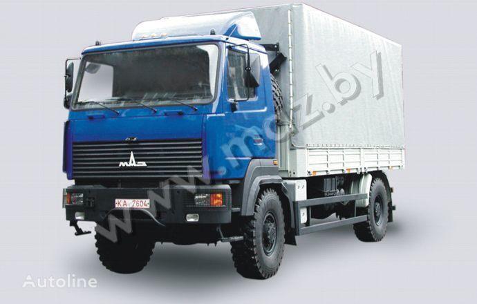 MAZ 5309 Polnoprivodnyy camião de toldo