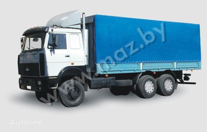 MAZ 6317 (05, 08) Polnoprivodnyy camião de toldo