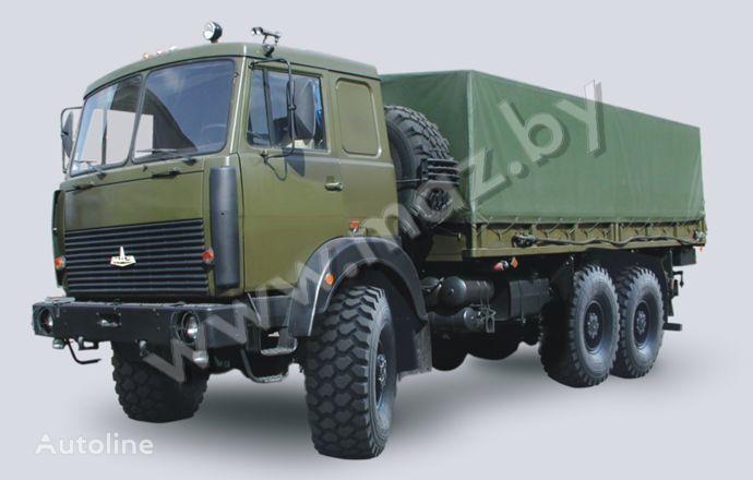 MAZ 6317 (08, 09) Polnoprivodnyy camião de toldo