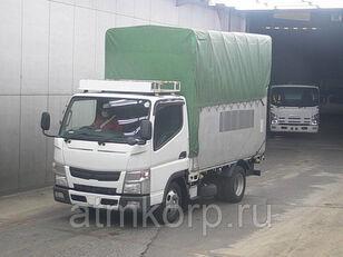 camião de toldo MITSUBISHI Canter