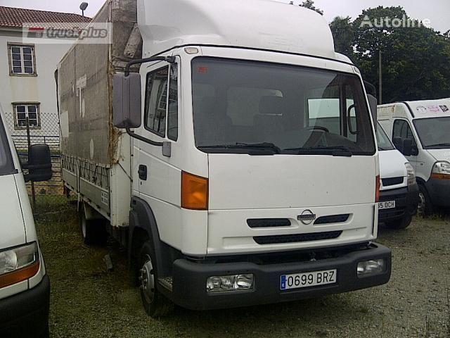 NISSAN ATLEON 35.110 camião de toldo