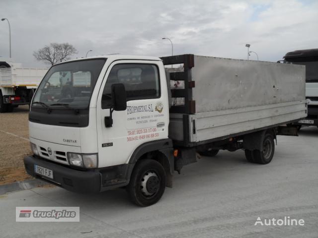 NISSAN CABSTAR 35.10 camião de toldo
