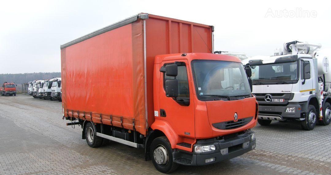 RENAULT KERAX 220 camião de toldo