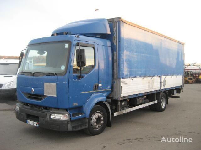 RENAULT Midlum 180 camião de toldo