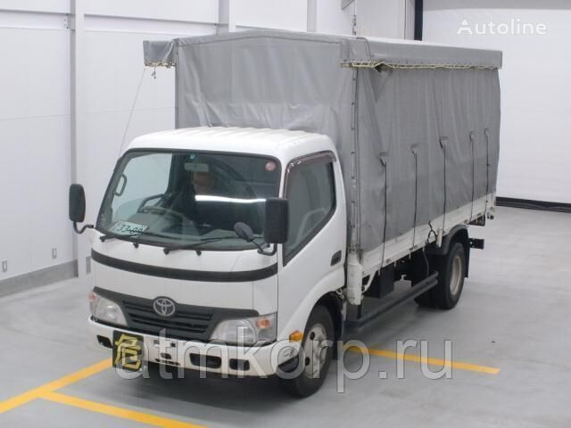 camião de toldo TOYOTA DYNA XZU344