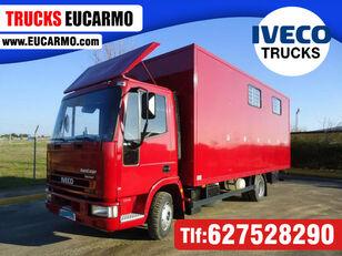camião de transporte de cavalos IVECO EUROCARGO 80 E 16