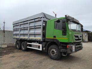 camião de transporte de cereais HONGYAN GENLYON novo