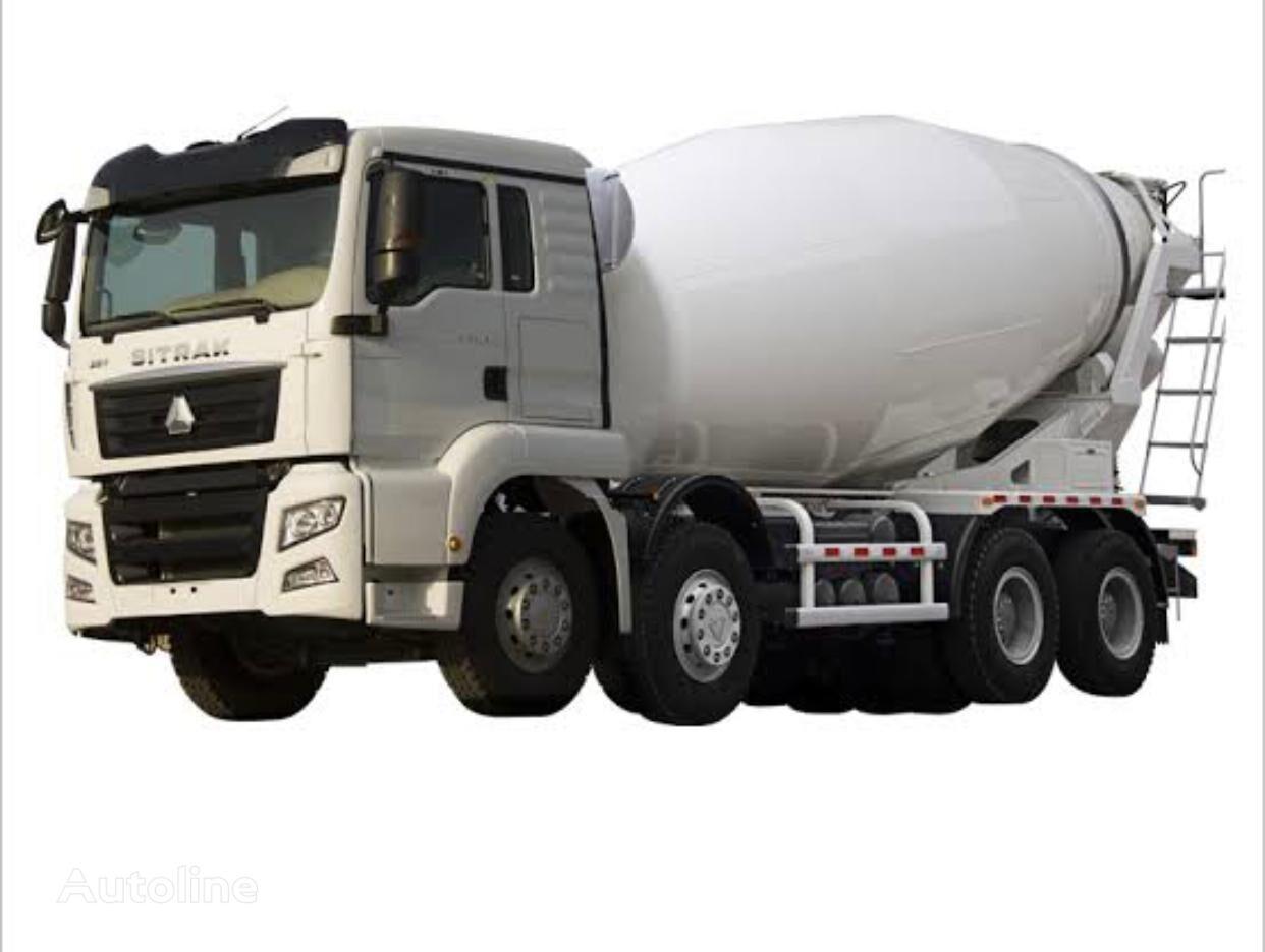 camião de transporte de cimento SINOTRUK 2021 novo