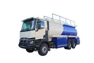 camião de transporte de combustivel RENAULT CODER FUEL TANKER UP TO 26000L novo