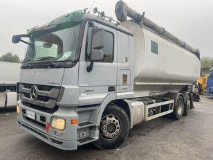 camião de transporte de farinha MERCEDES-BENZ ACTROS 2541