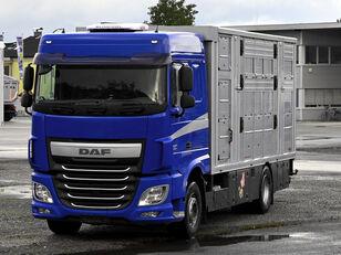 camião de transporte de gado DAF XF 510 FA  + Finkl Aufbau