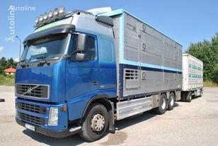 camião de transporte de gado PEZZAIOLI FH12 480