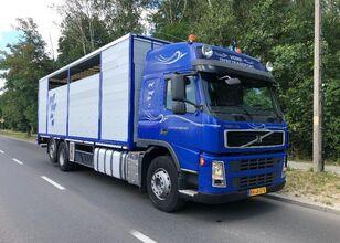 camião de transporte de gado VOLVO FM 440 DO BYDLA -ZYWCA