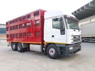 camião de transporte de gado IVECO 240E48 CURSOR ANIMALI VIVI