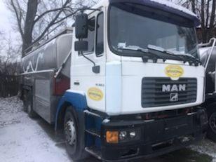 camião de transporte de leite MAN FE 360A