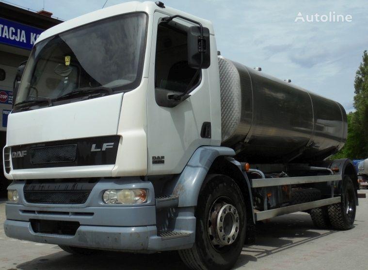 DAF LF 55.250 camião de transporte de leite