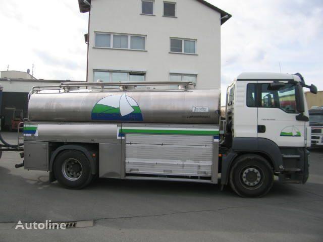 MAN TGS 18.400 (No. 2779) camião de transporte de leite