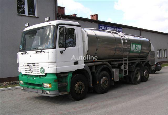 MERCEDES-BENZ ACTROS 3340  camião de transporte de leite