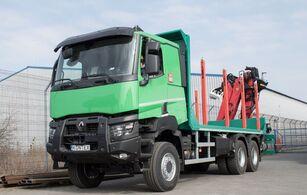 camião de transporte de madeira RENAULT K 520 P HEAVY novo