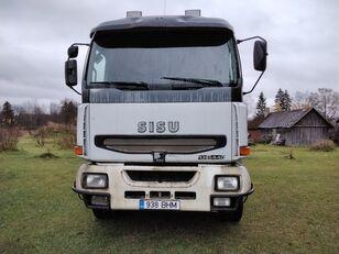 camião de transporte de madeira SISU E12M