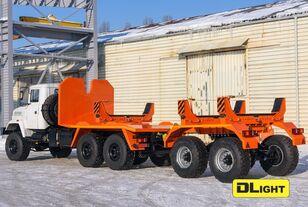 camião de transporte de tubos KRAZ 6322-05 novo