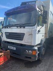 camião frigorífico ERF ECM 2004/2003 BREAKING FOR SPARES para peças