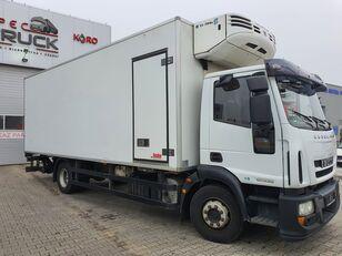 camião frigorífico IVECO EuroCargo 120E25, Steel/Air, Manual