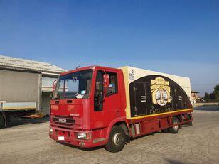 camião frigorífico IVECO Eurocargo 75E14 Surgelati ATP RRC 10/2022