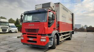 camião frigorífico IVECO Stralis 270  TK MD-II Max Diesel-Electro 43 Meat Hooks