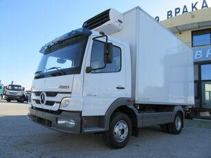 camião frigorífico MERCEDES-BENZ 1018 ATEGO '01