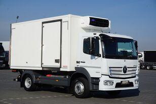 camião frigorífico MERCEDES-BENZ ATEGO / 1223 / EURO 6 / CHŁODNIA + WINDA / 11 PALET / MAŁY PRZEB