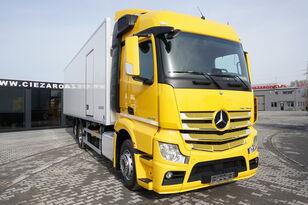 camião frigorífico MERCEDES-BENZ Actros 2542 , E6 , 6x2 , 22 EPAL , Side door , lift axle , Carri