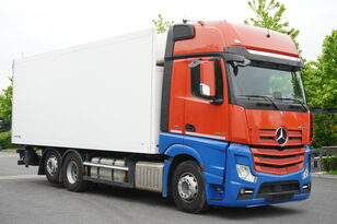 camião frigorífico MERCEDES-BENZ Actros 2542 , E6 , Schmitz 18 EPAL , 2,5m height , partition wal
