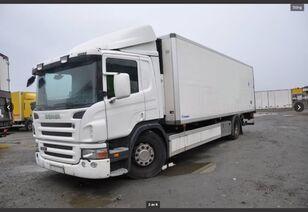 camião frigorífico SCANIA  P230 4X2.>3 pieces
