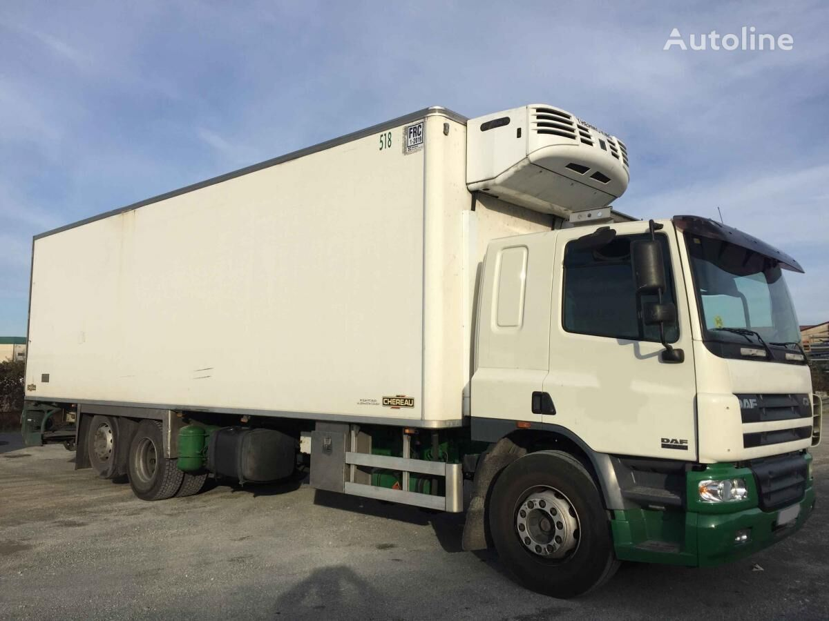 camião frigorífico DAF CF75 FA CF75.250